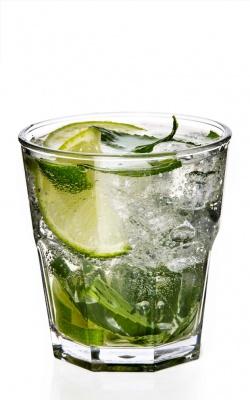 plastic gin tonic glazen